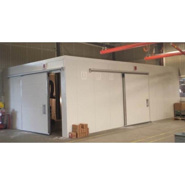Laser safety cabins