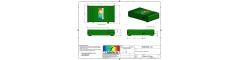 Espectrometro - Serie Green Wave