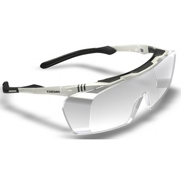 YAG+harm laser eyewear