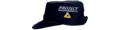Gorra protección láser