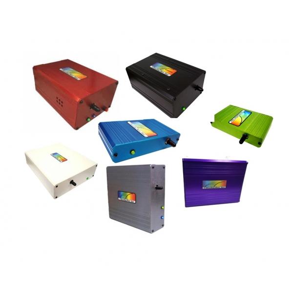 Compact UV-VIS-IR Spectrometers