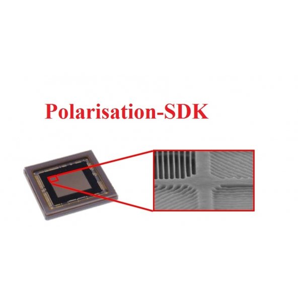 SDK software polarimetric camera