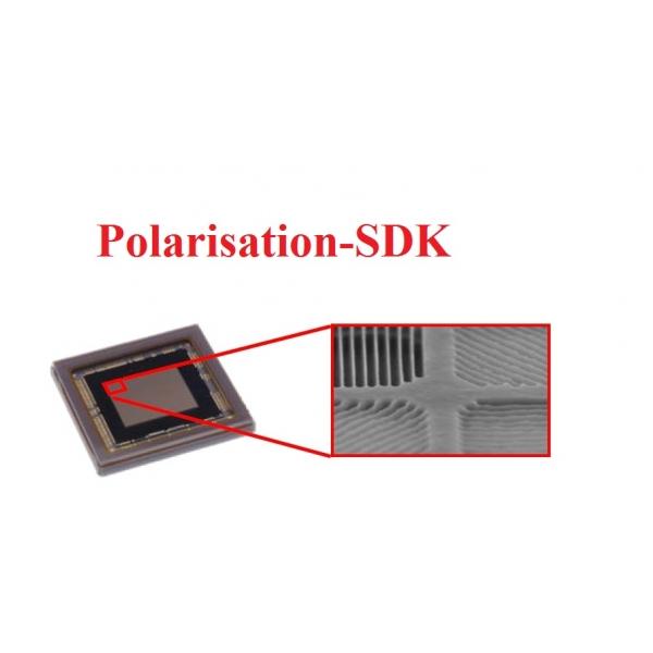 SDK software polarimetric camera