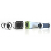 Gecko camera protection enclosure