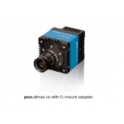 pco.dimax cs4 - high speed camera