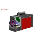 Cámara termográfica refrigerada 320x256