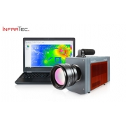 Thermographic cooled camera high resolution