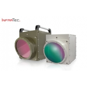 Thermographic cooled camera zoom