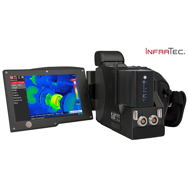 Thermographic portable camera - VarioCam-HD(x)