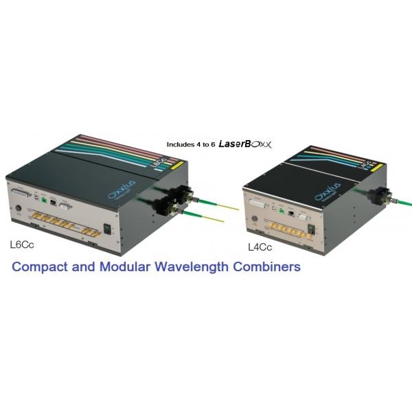 Combinador Laser