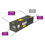 Pulsed Laser 200-400 mJ, 1-100 Hz