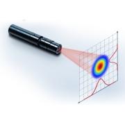True gaussina laser, circular