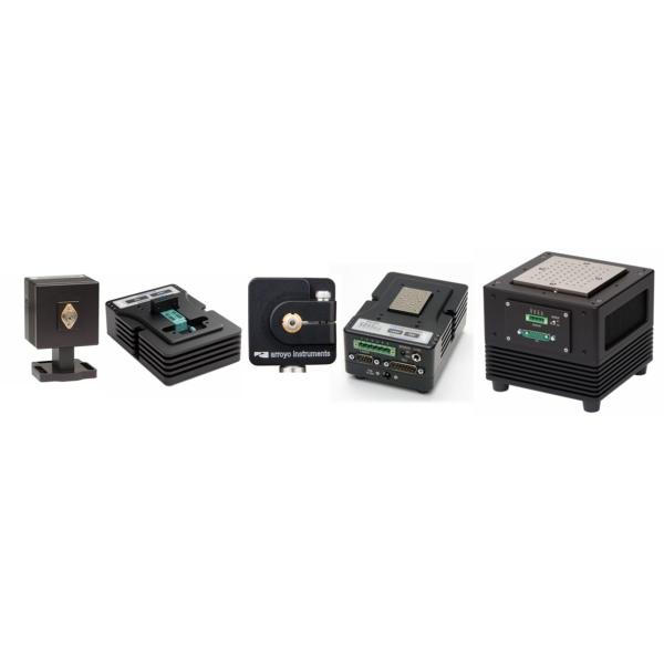 Monturas de diodos láser