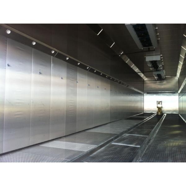 Cámaras modulares para ensayos térmicos