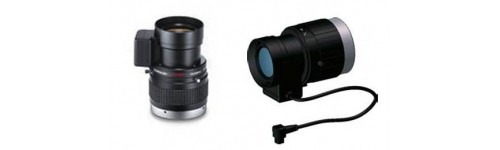 5Mpx - Day / Night C mount lenses