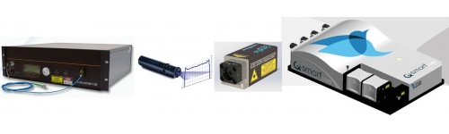 Laser and light sources