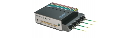 Multichannel laser engines