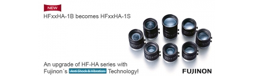 """1.5Mpx - 1/2"""" and 2/3"""" C mount lenses"""
