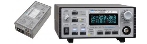 Combo controlador para diodos láser (temperatura + corriente)
