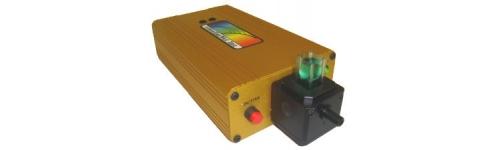 Fuentes LED y lámparas para espectroscopía