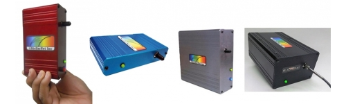 Spectrometers (UV-VIS-NIR)