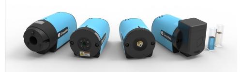 Sensores espectrales FTIR (NIR-SWIR)