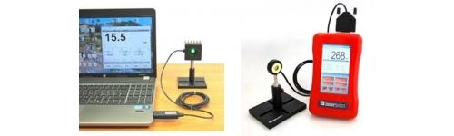 Medida de potencia y energía láser