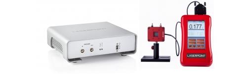 Medidores de potencia y energía láser