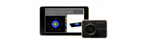 Laser beam profilers
