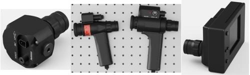 UV, IR viewers and sensor cards