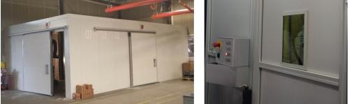 Cabinas-cerramientos protección láser