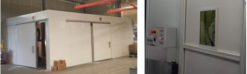 Laser safety cabins & enclosures