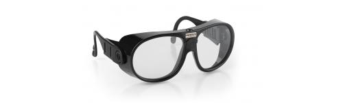 Laser eyewear visible : 400 - 700nm