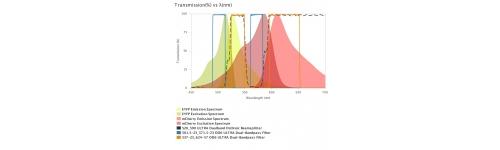 Sets de Filtros de Fluorescencia