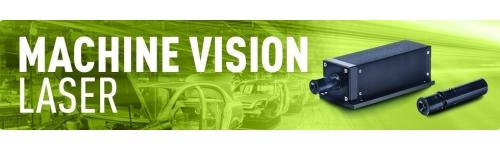 Machine vision lasers