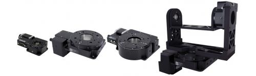 Plataformas/Etapas rotatorias motorizadas