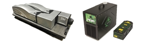 Double-pulse Nd:YAG lasers