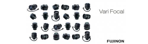 Lentes zoom manual (varifocal)