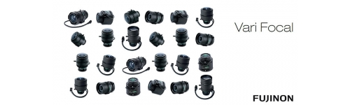 Varifocal zoom lenses
