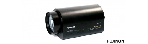 Lentes zoom motorizado 8x-33x