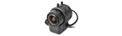 """1/3"""" varifocal lenses - Standar Resolution"""