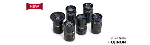 "23 Mpx - 1.1"" C mount lenses"
