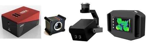Multiespectral/Hyperspectral Cameras