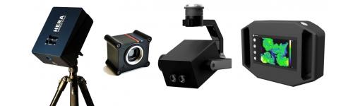 VNIR (400-1000nm) Multispectral-Hyperspectral Cameras