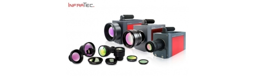 Cooled thermographic cameras - ImageIR
