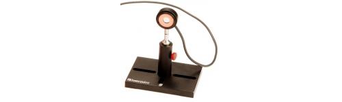 Laser power sensor photodiode