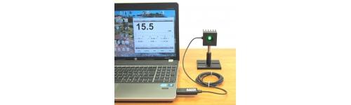 Sensores potencia/energía láser - USB
