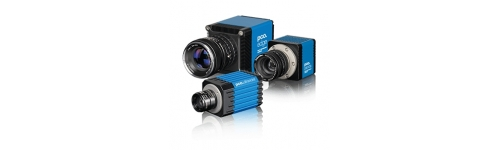 UV sensitive cameras