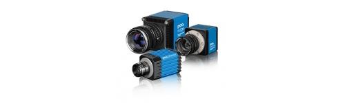 UV sensitive scientific cameras