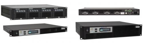 Control diodos multicanal